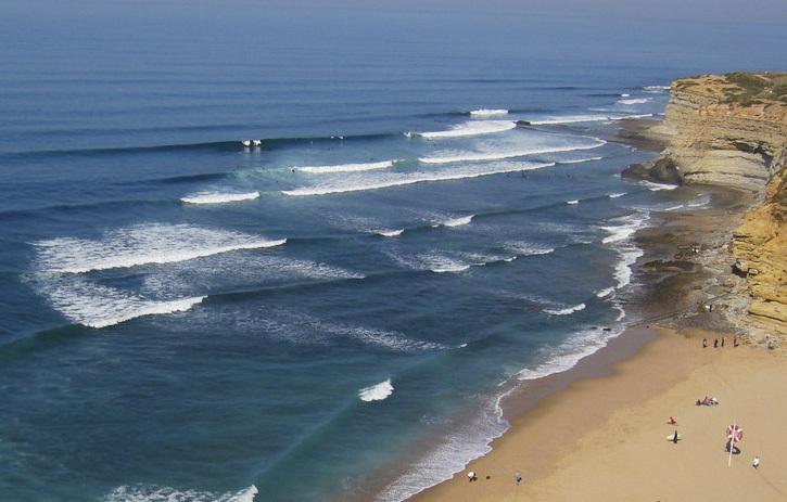 surf board detail